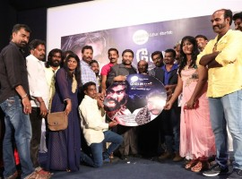 Tamil movie Vedhapuri Audio Launch event held at Chennai. Celebs like Lollu Sabha Manohar, Karate Raja, Aadhavan, Suresh Sharma and others graced the event.