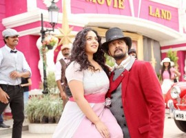 Kiccha Sudeep's Blockbuster Kannada movie Kotigobba 2 will be dubbed into Telugu as Kotikokkadu. Directed by KS Ravikumar and produced MB Babu and Rockline Venkatesh. The film features Sudeep in the lead role, with Nithya Menen, Mukesh Tiwari, Sharath Lohitashwa, Nassar, P. Ravi Shankar, Imman Annachi, Latha Rao and Chikkanna in supporting roles.
