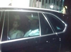 Superstar Rajinikanth along with his daughter Aishwarya Dhanush visited Apollo Hospitals here on Sunday where Tamil Nadu Chief Minister J. Jayalalithaa is undergoing treatment, to enquire about her current health condition. According to a source, the actor spent nearly 25 minutes in the premises.