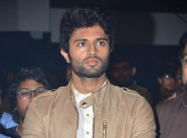 Telugu movie Dwaraka Audio Launch event held at Hyderabad. Celebs like Vijay Devarakonda, Divya Kola, Pooja Jhaveri, Sai Karthik, Jyo, Srinivasa Ravindra, RB Choudary, Ganesh Penubotu, Pradyumna Chandrapati, Prudhvi Raj, Vamsi Paidipally, Maruthi, Uttej, RP Patnaik, Suresh Kondeti, Srinivasa Reddy, K Dasarath, Tammareddy Bharadwaja, Meena Kumari, BV Nandini Reddy, Raj Kandukuri, Anchor Jhansi and others graced the event.