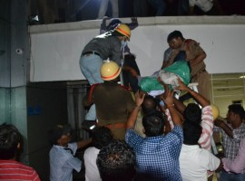 Odhisha health authorities on Tuesday confirmed that the toll of a major fire at the Institute of Medical Sciences and SUM Hospital in Bhubaneswar was 19.