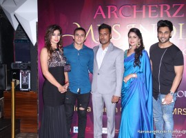 To achieve success is not an easy job, but when you have a vision and the target it is just a stone thrown. Well known fashion designer Mrs Archana Tomar (winner of Mrs North Central Asia & Mrs Universe Generous Brand in 2009) and Mr Tushar Dhariwal of 'Viscera events' are on the way to create a history.