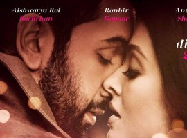 Here are the photos of Ranbir Kapoor and Aishwarya Rai's romantic kissing scenes from the movie Ae Dil Hai Mushkil.