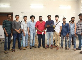 Imaikkaa Nodigal movie launch event held at Chennai. Celebs like C. J. Jayakumar, R. Ajay Gnanamuthu, R. D. Rajasekhar, Pattukkottai Prabakar, Bhuvan Srinivasan and others graced the event.