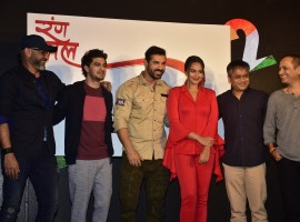 The makers of Force 2, starring John Abraham, Sonakshi Sinha and Tahir Bhasin, recently released the promotional video, Rang Laal.