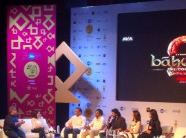 Director S. S. Rajamouli at Jio MAMI Movie Mela.