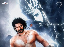 Bahubali aka Baahubali 2 first look poster revealed