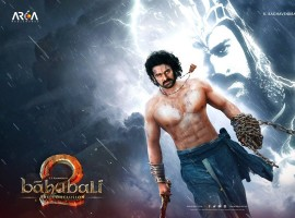 Bahubali aka Baahubali 2 first look poster revealed.