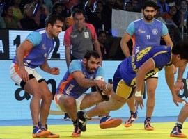Saturday's final at the TransStadia Arena will be a clash between the two strongest nations in world kabaddi who have a similar style of play. Both teams have a power based game although the Indians are superior in technique. Iran, who also entered their third consecutive final, had lost to India in the previous two finals and will eye revenge.