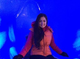 Actress Drashti Dhami sprained her leg while shooting for TV show