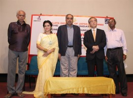 Photos of Inauguration of Chennai Japan Film Festival 2016. Celebs like Television anchor Divyadarshini (DD), Mr. Seiji Baba (Consul-General of Japan, Chennai), Ramakrishnan (ICAF), Sivan Kannan (ICAF), E Thangaraj (ICAF) and others graced the event.