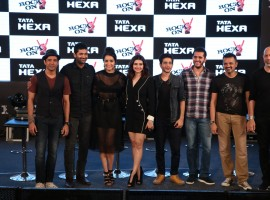 A Sea facing Open Venue,  High spirits, Live Music Concert and some of Bollywood's most loved personalities.. All this and much more followed at Rock On!! 2 's trailer launch. Too good to be true right? Team Rock On!! 2 launched their trailer is the most rocking way ever!!