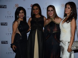 The evening of 20th October saw a dazzling gathering at Luna Nudo Gusta at The St Regis Mumbai as Mr Anuraag Bhatnagar, Area General Manager, India Marriott International  and  General Manager, The St Regis Mumbai welcomed guests to this new destination  at Level 37, one of the highest venues in the country.