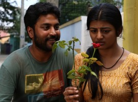 Rubaai is an upcoming Tamil movie directed by M Anbazhagan. The film stars Chandran and Anandhi in the lead role, while Chinni Jayanth, G Marimuthu, Kishore Ravichandran, Harish Uthaman and R N R Manohar appear in the supporting role.
