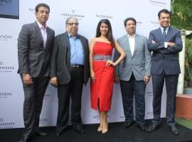 Photos of Bollywood actress Nimrat Kaur launches Forevermark diamonds festive collection.