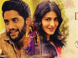 Naga Chaitanya, Shruti Haasan, Madonna Sebastian and Anupama Parameswaran starring Premam Movie 25 Days Diwali Wishes Posters.