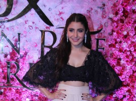 Photos of Anushka Sharma at Lux Golden Rose Awards 2016.