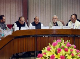 Ahead of Parliament's Winter Session, Prime Minister Narendra Modi exhorted all the opposition parties to cooperate and extend support to the government's crusade against black money and corruption, said Parliamentary Affairs Minister Ananth Kumar on Tuesday.