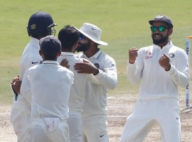 2nd Test: India thrash England by 246 runs.
