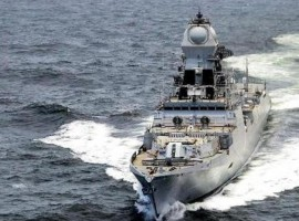 Marking the completion of the crucial Project 15A of the Indian Navy, Defence Minister Manohar Parrikar commissioned the newest indigenously-built destroyer INS Chennai into the force here on Monday.
