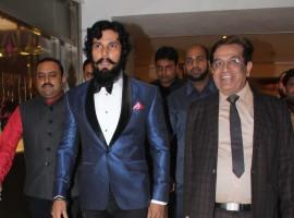 Photos of Bollywood actor Randeep Hooda during Brand Vision Summit by NexBrands Inc, in Mumbai, India on November 30, 2016.
