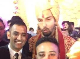 Ishant Sharma and Pratima Singh's wedding pictures.