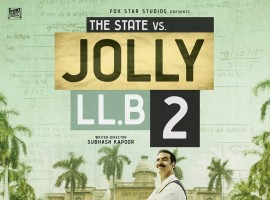 Jolly LLB 2 is an upcoming Bollywood comedy drama film written and directed by Subhash Kapoor. Produced under Fox Star Studios banner. The film stars Akshay Kumar and Huma Qureshi in the lead role, while Annu Kapoor, Inaamulhaq, Manav Kaul, Saurabh Shukla, Arshad Warsi and Elli Avram in the supporting role.