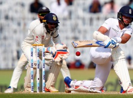 England lost their remaining two wickets in no time just after the tea break to close their first innings at 477 in the fifth and final Test against India at the M.A. Chidambaram Stadium here on Saturday.