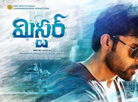 Mister is an upcoming Telugu movie directed by Srinu Vaitla and produced by Nallamalupu Bujji and Tagore Madhu. Starring Varun Tej, Lavanya Tripathi and Hebah Patel in the lead role.