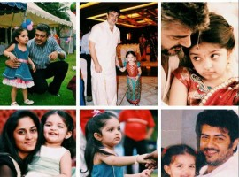 Happy Birthday Anoushka Kumar: Latest pictures of Thala Ajith's daughter.