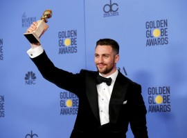 Actor Aaron Taylor-Johnson holds the award for Best Performance by an Actor in a Supporting Role in any Motion Picture for his role in