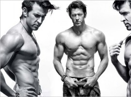 Hrithik Roshan Birthday Special: Viral pictures of his six pack abs.