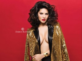 Bollywood actress Sunny Leone goes bold for Dabboo Ratnani photoshoot.