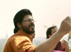 Makar Sankranti, the harvest festival is widely celebrated with much excitement and enthusiasm in India. Kite flying competitions are looked forward to and played with absolute fervour. The latest song from 'Raees'
