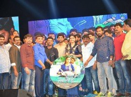 Telugu movie Nenu Local audio launch event held at Hyderabad. Celebs like Nani, Keerthy Suresh, Devi Sri Prasad, Dil Raju, Naveen Chandra, Srimukhi, Trinadha Rao Nakkina, Manisha Eerabathini, Naresh Iyer, Sri Mani and others graced the event.