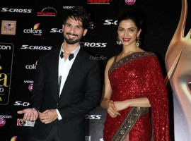Deepika and Shahid: 'Padmawati', a dramatised account of the 1303 siege of the Chittor fort starring Deepika and Shahid who will share moments together. Along with Ranveer, who is motivated by his desire to capture Padmawati.