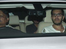 Bollywood celebs like Shah Rukh Khan, Nawazuddin Siddiqui, Johny Lever, Neila Devi, Ritesh Sidhwani, Rahul Dholakia, Zoya Akhtar and others graced Raees movie special screening.
