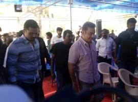 Celebs like Kamal Haasan, Sathyaraj at Nadigar Sangam Jallikattu protest.