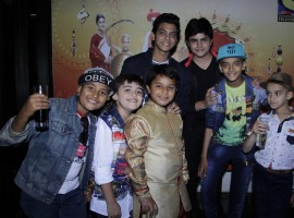 Sphereorigins, the production house behind the new historical saga – Peshwa Bajirao, today organized a launch party for the cast & crew of the show. The launch party was attended by the entire cast of the show – Manish Wadhwa who plays Balaji Vishwanath, Anuja Sathe who plays Radhabai & Rudra Soni in the lead role of Bajirao in Sphereorigins' historical debut.