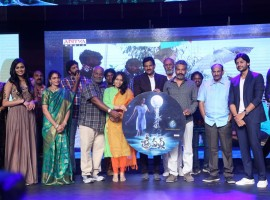 Telugu movie Sri Valli audio launch event held at Hyderabad. Celebs like SS Rajamouli, MM Keeravani, Rama Rajamouli, MM Srilekha, Srivalli Keeravani, Vijayendra Prasad, BVSN Prasad, Neha Hinge, Rajath, Sunitha, SR Charan, Koratala Siva, Hema, Rajkumar Brindaavan, Paruchuri Gopala Krishna and others graced the event.
