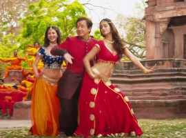 Kung Fu Yoga is an upcoming comedy film written, directed by Stanley Tong and produced by Baribie Tung under the Taihe Entertainment and Shinework Pictures banner. The film stars Jackie Chan, Sonu Sood and Disha Patani in the lead role.