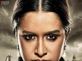 Haseena first look poster: Shraddha Kapoor plays Dawood Ibrahim's sister. Haseena: The Queen of Mumbai is an upcoming crime film directed by Apoorva Lakhia and produced by Nahid Khana under the Reliance Entertainment banner. Starring Shraddha Kapoor and Siddhanth Kapoor in the lead role, while Sharman Joshi, Ankur Bhatia and Charanpreet Singh appear in the supporting role.