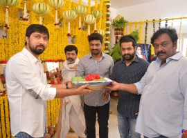 Actor NTR's next yet-untitled Telugu outing, which features him in triple role, will be directed by Bobby and produced by Kalyanram under NTR Arts banner.
