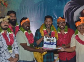 Tamil movie Yung Mung Sung (Eng Mang Sang) launched in Chennai. Celebs like Prabhu Deva, RJ Balaji, MS Arjun, Ashwin Raja, KS Srinivasan, KS Sivaraman, Mohan Raja, Amresh Ganesh, T Siva, SR Prabhu, Katragadda Prasad, Kalaipuli S Thanu, Viveka, K Rajan and others graced the event.