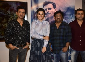 Filmmakers Neeraj Pandey and Shital Bhatia, who are synonymous with delivering good cinema content, are back to give the audience India's first spin-off! After much appreciated and critically applauded films like 'Baby,' 'A Wednesday,' 'Special 26,' and 'M.S. Dhoni- The Untold Story,' the makers are back with a power-packed 'Naam Shabana.' Taapse Pannu plays the titular role and it is based on her character in 'Baby.'
