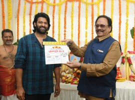 Actor Prabhas's next yet-untitled trilingual project, which was officially launched on Monday, will be made on a budget of Rs 150 crore, the makers said.