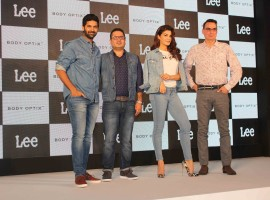 Bollywood actress Jacqueline Fernandez announced as Lee India's Brand Ambassador.