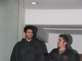 Bollywood actor Aditya Roy Kapur spotted at Mohit Suri's office.