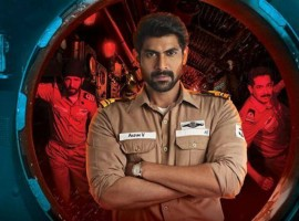 Ghazi is an upcoming Telugu movie directed by debutant Sankalp Reddy and produced by Anvesh Reddy, Venkatramana Reddy, Prasad V Potluri, NM Pasha, Jagan Mohan Vancha under the PVP cinemas and Matinee Entertainment banner. Starring Rana Daggubati and Taapsee Pannu in the lead role.