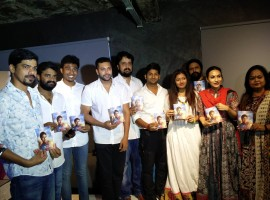 Tamil movie Yaadhumaagi Nindraai audio launch event held in Chennai. Celebs like Jayam Ravi, Aishwaryaa Dhanush, Gayathri Raghuram, Vinod Kumar and others spotted at during the audio launch.
